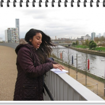 Year 8 Art Olympic Park Trip 2